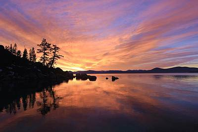 Photograph - The Glory Of Twilight  by Sean Sarsfield
