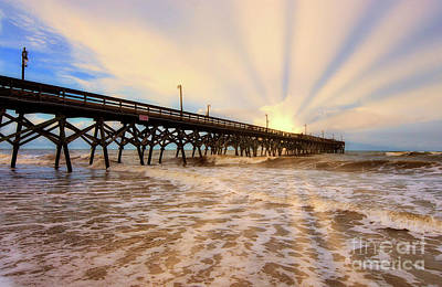 Photograph - The Glow Of Sunrise by Kathy Baccari