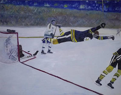 The Goal Original by John Hehir