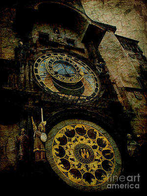 Photograph - The Gods Of Time by Lee Dos Santos