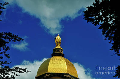 Photograph - The Golden Dome by David Arment