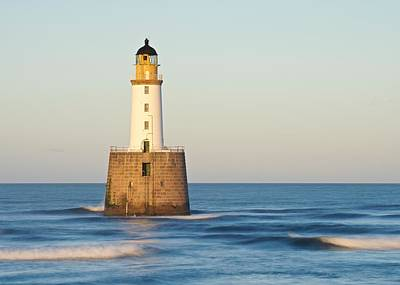 Photograph - The Golden Hour At Rattray Head by Stephen Taylor