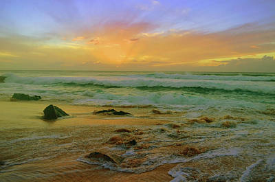 Photograph - The Golden Moments On Molokai by Tara Turner