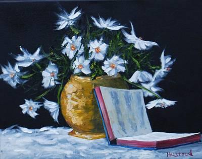 The Good Book... Art Print