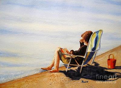 Painting - The Good Life by Shirley Braithwaite Hunt