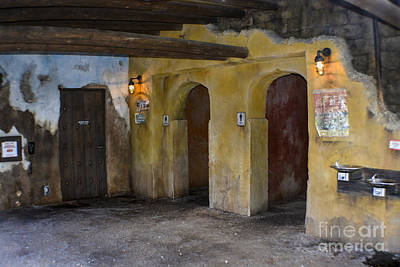 Photograph - The Good Old Restroom by Gary Keesler