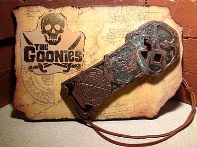 Digital Art - The Goonies by Maye Loeser