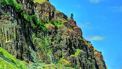 Photograph - The Gorge by Jerry Sodorff