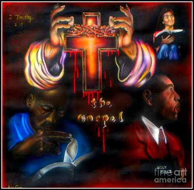 The Gospel Original by Andre Cannon