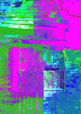 Digital Art - The Gospel Five by Payet Emmanuel