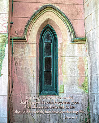 Photograph - The Gospel by Larry Bishop