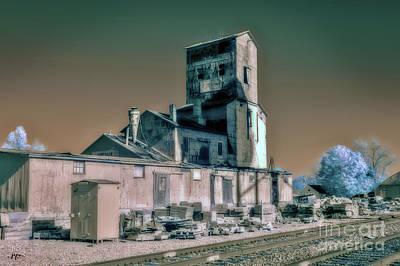 Pop Art - The Grain Co. by Joseph Yvon Cote