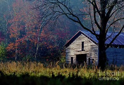 Photograph - The Granary by Douglas Stucky