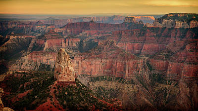 Photograph - The Grand Canyon 7r2_dsc1663_08122017 by Greg Kluempers