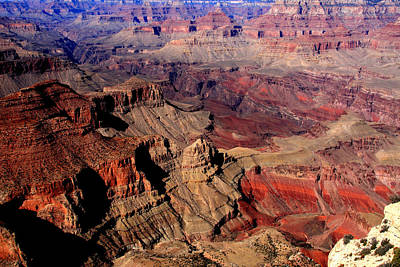 Photograph - The Grand Canyon by Aidan Moran