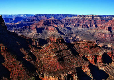 Photograph - The Grand Canyon Arizona by Aidan Moran