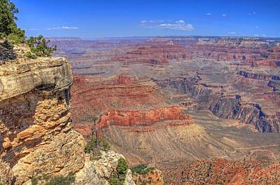 Photograph - The Grand Canyon by Donna Kennedy