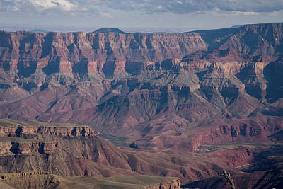 Photograph - The Grand Canyon From The North Rim 4 by Frank Madia