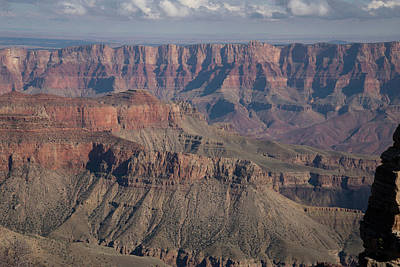 Photograph - The Grand Canyon From The North Rim by Frank Madia