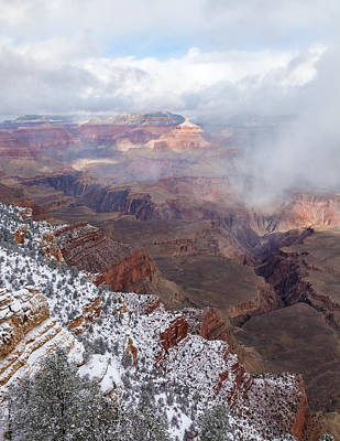 Photograph - The Grand Canyon Overlook 2 by Jonathan Nguyen