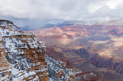 Photograph - The Grand Canyon Overlook by Jonathan Nguyen