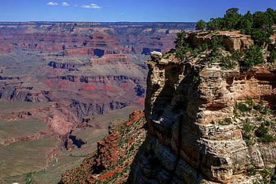 Photograph - The Grand Canyon Overlook by Kyle Findley