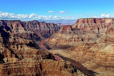 Photograph - The Grand Canyon by Robert Caddy