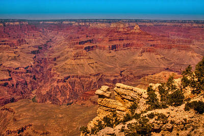 Photograph - The Grand Canyon Xii by David Patterson