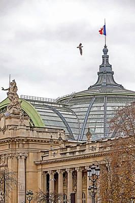 The Grand Palais Art Print
