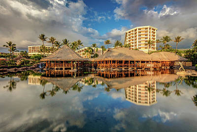Photograph - The Grand Wailea Maui by Pierre Leclerc Photography