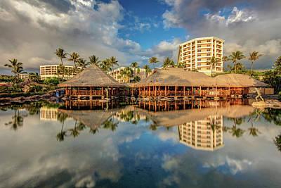 Photograph - The Grand Wailea Maui by Pierre Leclerc Photography