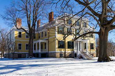 Photograph - The Granger Homestead by William Norton
