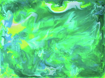 Painting - Northern Lights by Deborah Boyd
