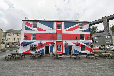 Beer Royalty-Free and Rights-Managed Images - The Great British Pub by Martin Newman