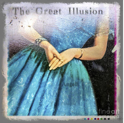 Photograph - The Great Illusion by Craig J Satterlee