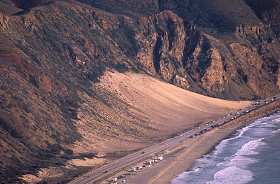 The Great Sand Dune Art Print