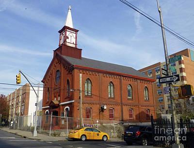 Photograph - The Greater Eternal Baptist Church  by Steven Spak