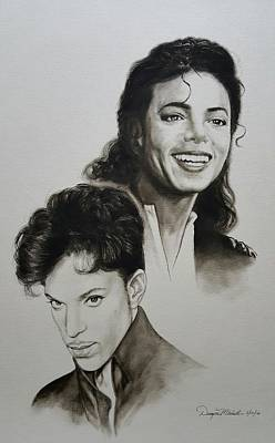 The Greatest Entertainers Ever Original by Dwayne Mitchell