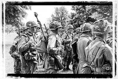 Photograph - The Greatest Generation by Paul Mashburn