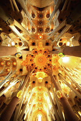 Greatness Photograph - The Greatness Of God And Triumph Of Gaudi4 by Vadim Goodwill