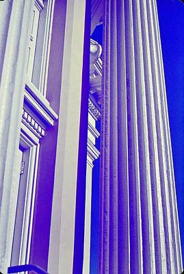 Photograph - The Greek Revival by Ira Shander