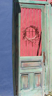 The Green Door Original by Elvira Butler