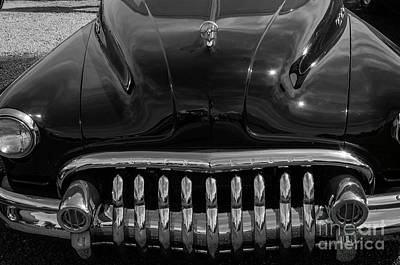 Photograph - The Grille Has It by Kirt Tisdale