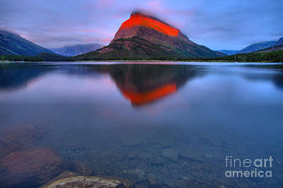 Photograph - The Grinnell Morning Stripe by Adam Jewell