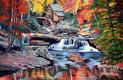 The Grist Mill  Original