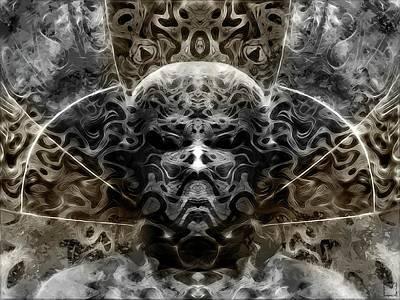 The Guardian Of Destiny  Original by Daniel Arrhakis