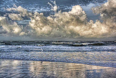 Photograph - The Gulf Of Mexico At Longboat Key by HH Photography of Florida