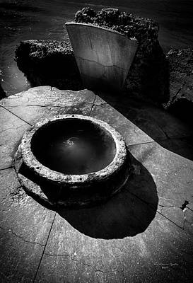 Photograph - The Gun Turret by Marvin Spates