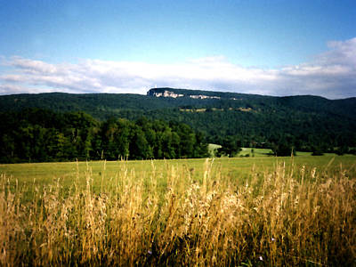 Painting - The Gunks by Paul Sachtleben