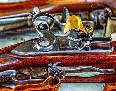 Photograph - The Gunsmith 002 by Jeff Stallard